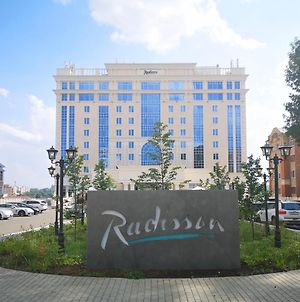 Radisson Hotel & Congress Center Saransk photos Exterior