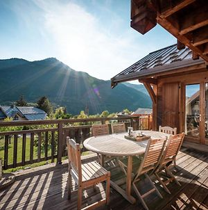 Chalet Hibou, Large Chalet With Mountain Views And Close To Slopes photos Exterior