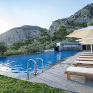Duplex With Shared Pool & Amazing View In Gocek photos Exterior