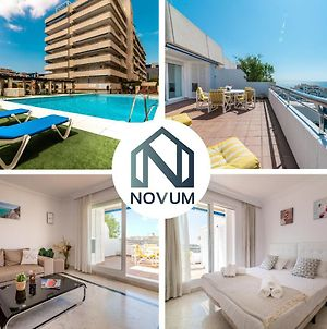 Penthouse In The Heart Of Puerto Banus photos Exterior
