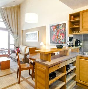 Les Terrasses D'Eos, 1-Bed Apartment With Fireplace, Ski In, Ski Out photos Exterior