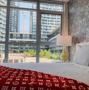 ✦Grand Luxury Cn-Tower View 2/2 Bedroom Apartment✦ photos Exterior