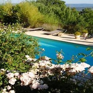 House With One Bedroom In Bonnieux With Wonderful Mountain View Shared Pool Furnished Garden photos Exterior