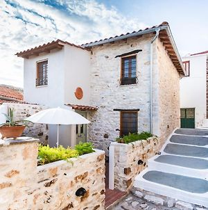 Restored 1902 Stone House With Superb Sea View photos Exterior