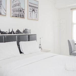 New Furnished With City View @ Studio Akasa Apartment By Travelio photos Exterior