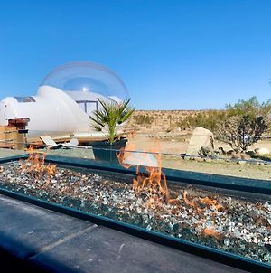 @ Marbella Lane - Joshua Tree Modern Stargazing Bubble-Tent + Rv + House photos Exterior