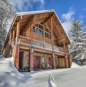 Deluxe Mtn Gem With View Ski, Hike And Explore! photos Exterior