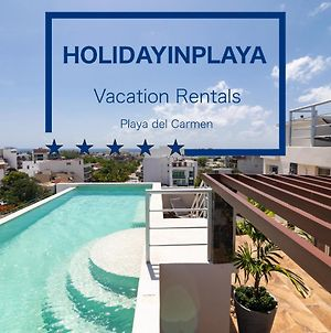 Kuyaan Coral Suites By Holiday In Playa photos Exterior