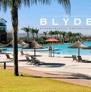 The Blyde, Crystal Lagoon One Bed Apartment. photos Exterior