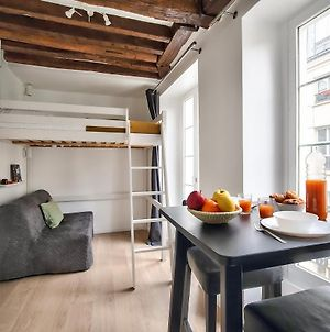 Cosy Mezzanine Studio In The Heart Of Paris photos Exterior