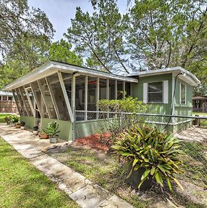 Riverfront Homosassa Home With Boat Slip And 4 Kayaks! photos Exterior