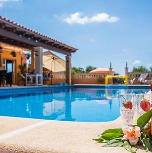 Capdepera Villa Sleeps 8 With Pool And Wifi photos Exterior