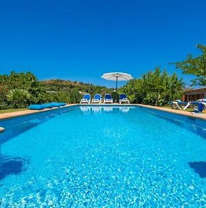 Capdepera Holiday Home Sleeps 7 With Pool And Wifi photos Exterior