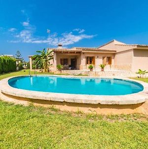 Sa Coma Holiday Home Sleeps 6 With Pool photos Exterior