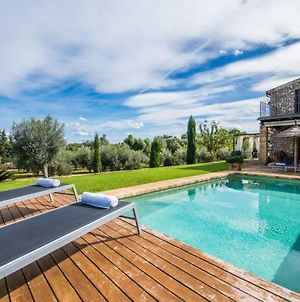 Llubi Holiday Home Sleeps 8 With Pool Air Con And Wifi photos Exterior