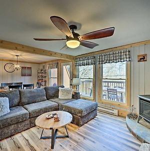 Mtn Condo With Modern Flare, 1 Mi To Ski Resort photos Exterior