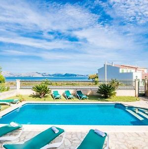 Villa In Es Barcares Sleeps 8 Includes Swimming Pool Air Con And Wifi 2 photos Exterior