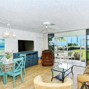 Laplaya 109A Enjoy The Balmy Gulf Breezes In This Corner End Unit Right On The Beach photos Exterior