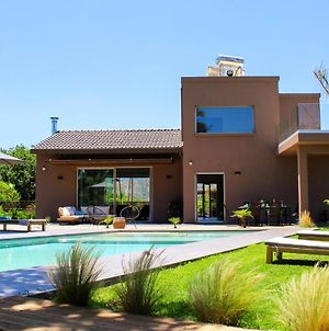 Villa Fuerte Chania, Heated Pool, Children Playroom, Infinite Yard, 18 Guests photos Exterior