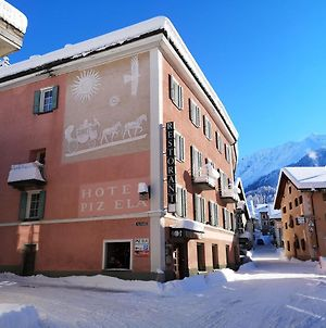 Hotel Piz Ela Bergun photos Exterior