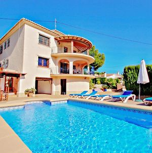 Emilia - Holiday Home With Ocean View And Private Pool In Benissa photos Exterior
