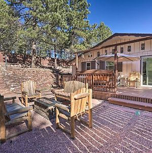 Mountain Getaway With Private Hot Tub And Views! photos Exterior