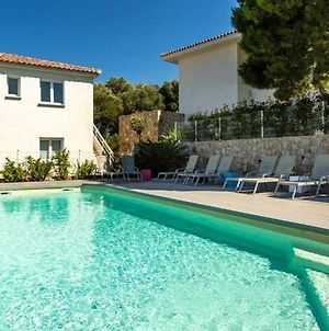 L'Ile-Rousse Holiday Home Sleeps 2 With Pool And Air Con photos Exterior