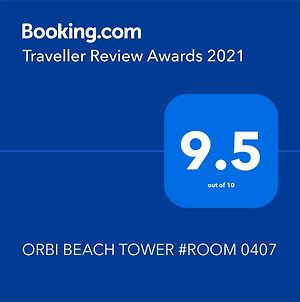 Orbi Beach Tower #Room 0407 photos Exterior