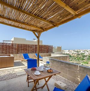 Gozo Penthouse With Private Rooftop Jacuzzi, Terrace + Views photos Exterior