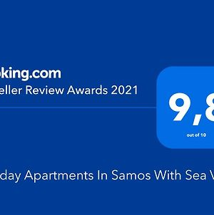 Holiday Apartments In Samos With Sea View photos Exterior