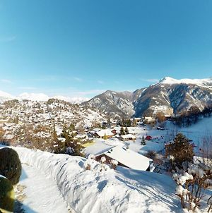 High Standing Apartment In Vercorin, 900M From The Ski Slopes photos Exterior