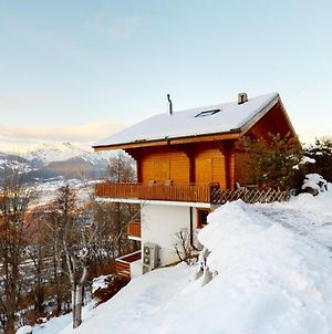 Cozy Apartment In Veysonnaz, Close To The Slopes Of The 4 Valleys photos Exterior