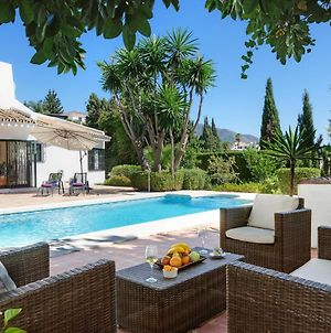 Mijas Villa Sleeps 6 Pool Air Con Wifi photos Exterior