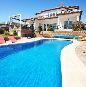 Mijas Villa Sleeps 9 Pool Air Con Wifi photos Exterior