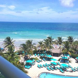 Miami Hollywood New Two Bedroom With Pool And Ocean Views 006-21Mar photos Exterior