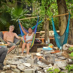Off Grid Mayan Cabin With Shared Bathroom photos Exterior