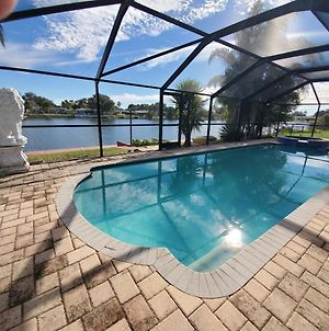 Tropical Waterfront Heated Pool/Spa Home By Beach photos Exterior