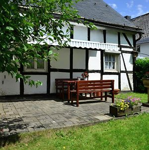 Bright Apartment In The Sauerland With Conservatory, Large Terrace And Awning photos Exterior