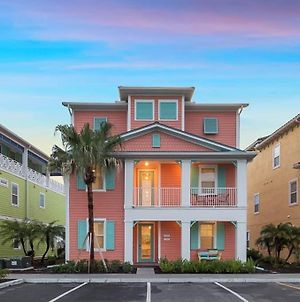 At Margaritaville Resort - Luxurious 8 Bedroom 8 Bath Cottage Accommodates Up To 20 Guests Comfortably photos Exterior