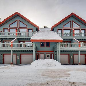Pinecreek #F - 3 Bedroom - Close To Town - Shuttle To Slopes - Pool And Hot Tub Access photos Exterior