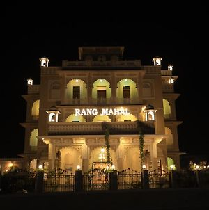 Rangmahal Pushkar By Div Hospitality photos Exterior