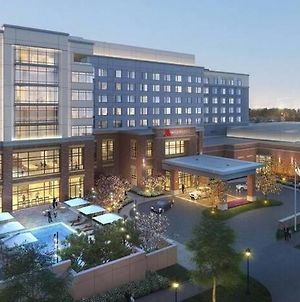 Unc Charlotte Marriott Hotel & Conference Center photos Exterior