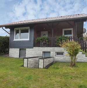 Luxurious Holiday Home In Altenfeld Thuringia With Private Garden photos Exterior