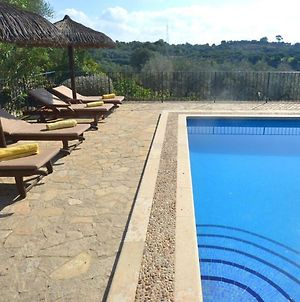 Luxurious Mansion With Private Pool In Sineu Majorca photos Exterior