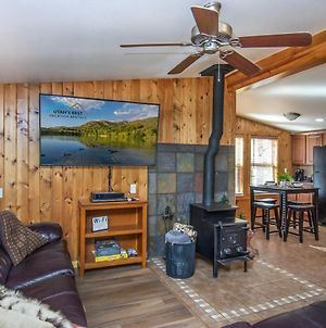 Provo Riverside Cabin #3 - Provo Canyon - Private Hot Tub - Rent All 3 Cabins photos Exterior