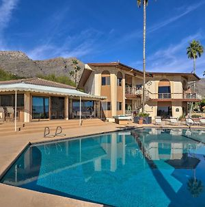 Tucson Retreat With Superb Mountain And City Views! photos Exterior