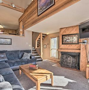 Charming Angel Fire Condo With Ski Slope Access photos Exterior