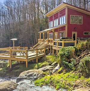 Hideaway With Hot Tub, Fire Pits And Waterfalls! photos Exterior