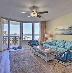 Oceanfront Condo, Walk To Flagler Ave Shops! photos Exterior