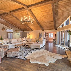 Luxury Mtn Hideaway With Hot Tub, 2 Mi To Ski! photos Exterior